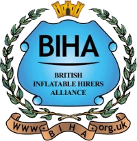 We are proud members of the british inflatable hirers alliance